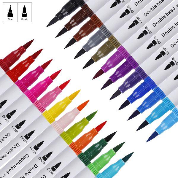 Dual Brush Pen Penseelstiften