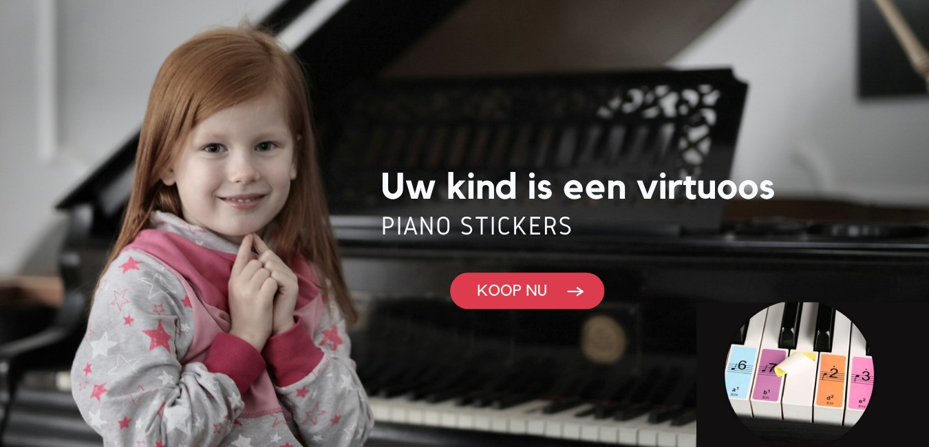 piano - stickers