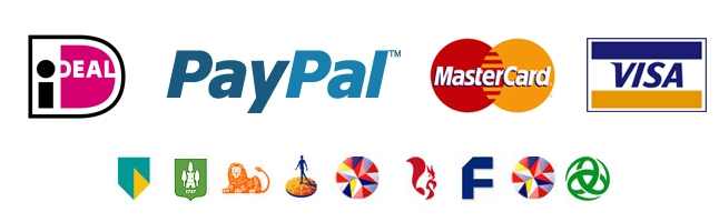 Veilig betalen ideal visa paypal